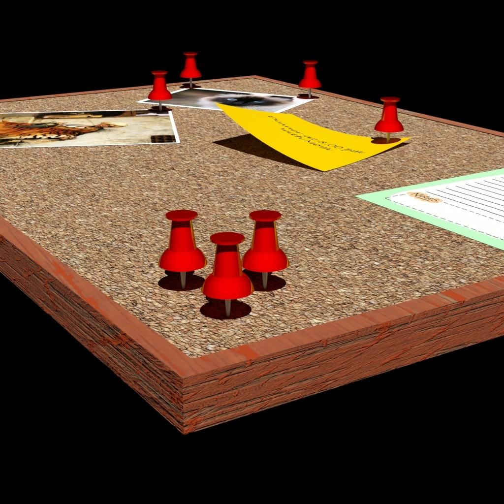 Presentation Cork Board preview image 2