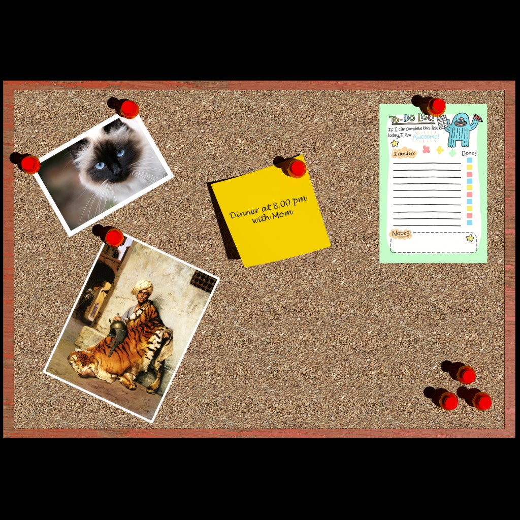 Presentation Cork Board preview image 1
