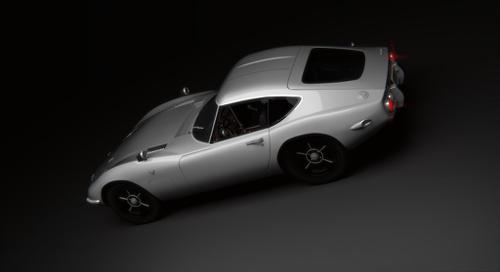 Toyota 2000 GT preview image
