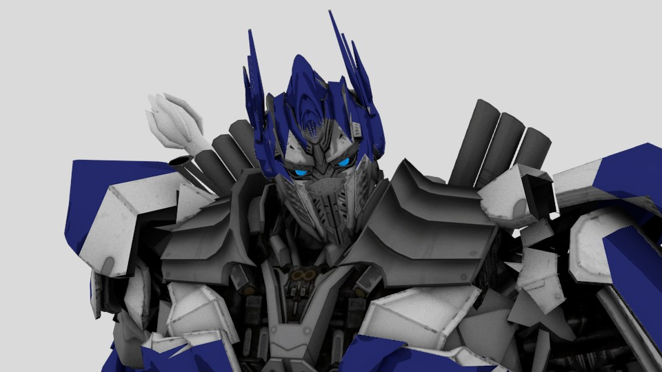 Optimus Prime New Look preview image 2