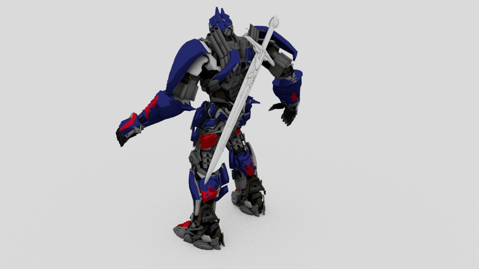 Optimus Prime New Look preview image 4