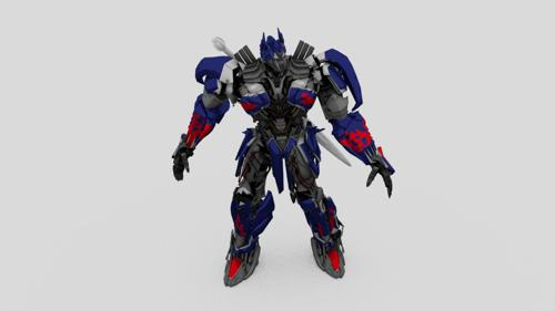 Optimus Prime New Look preview image
