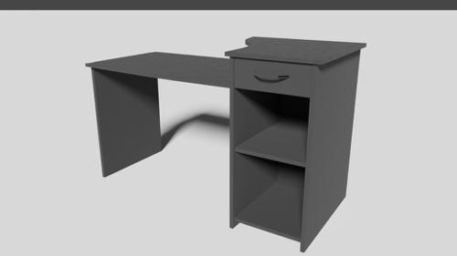 Modern Desk preview image