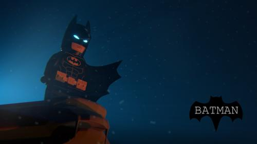 The Lego Batman preview image