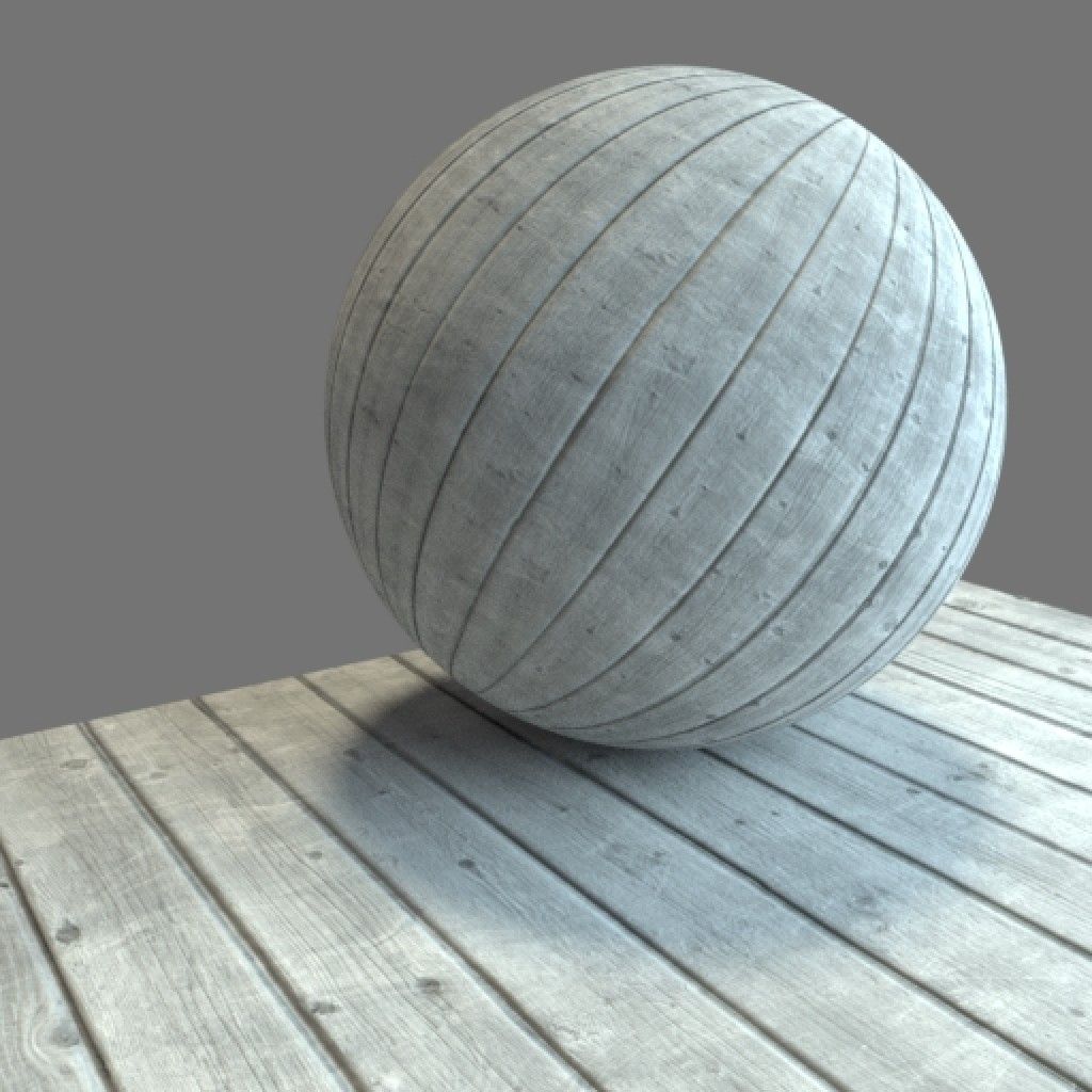 wood planks pbr preview image 1