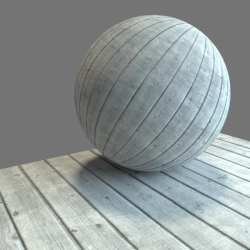 wood planks pbr preview image
