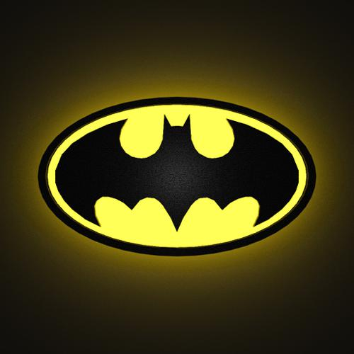 THE BATMAN LOGO preview image