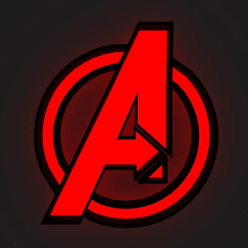 THE AVENGERS LOGO preview image