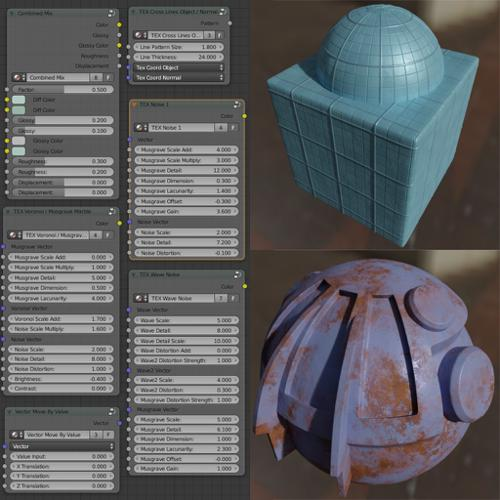 node and material pack preview image