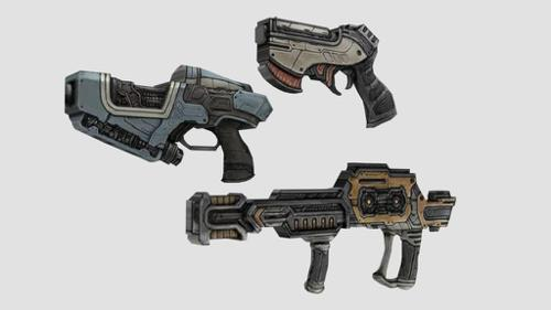 Project:Malfunction Weapon Pack preview image
