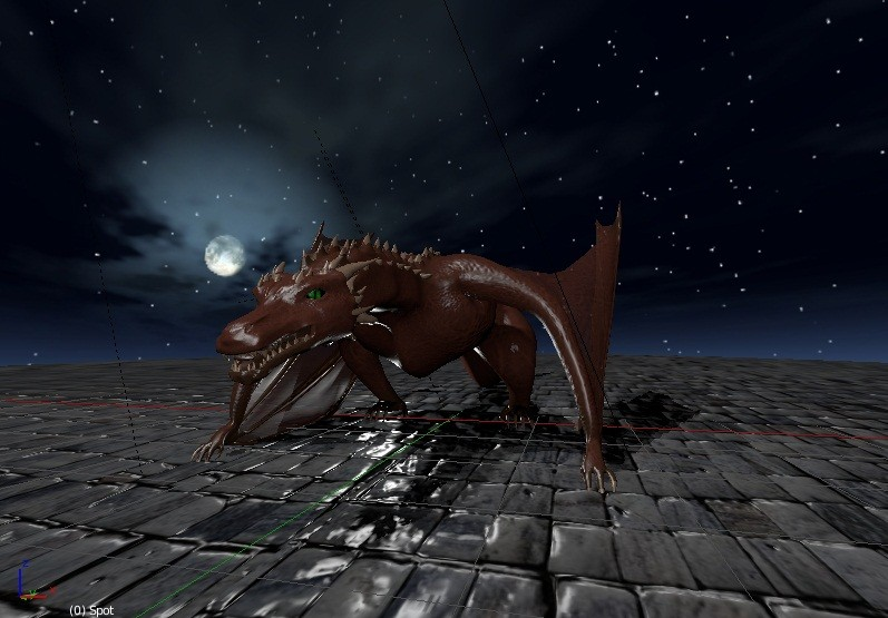BGE Red Dragon preview image 1