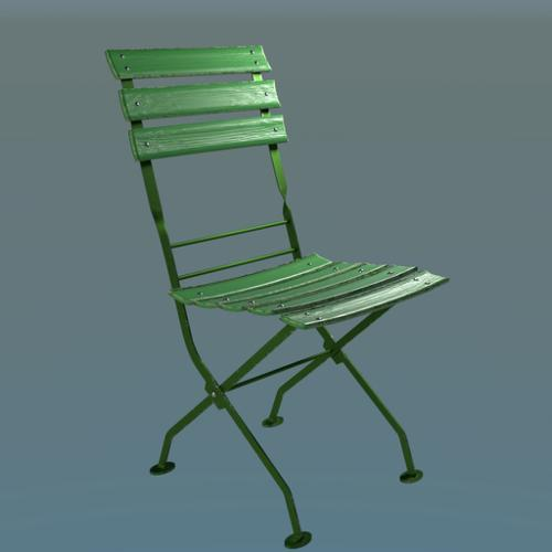 Chair for the Garden preview image