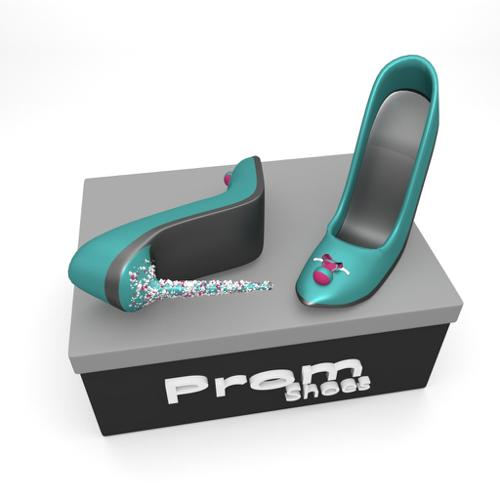 Female High-Heals Shoes | Prom Shoes preview image