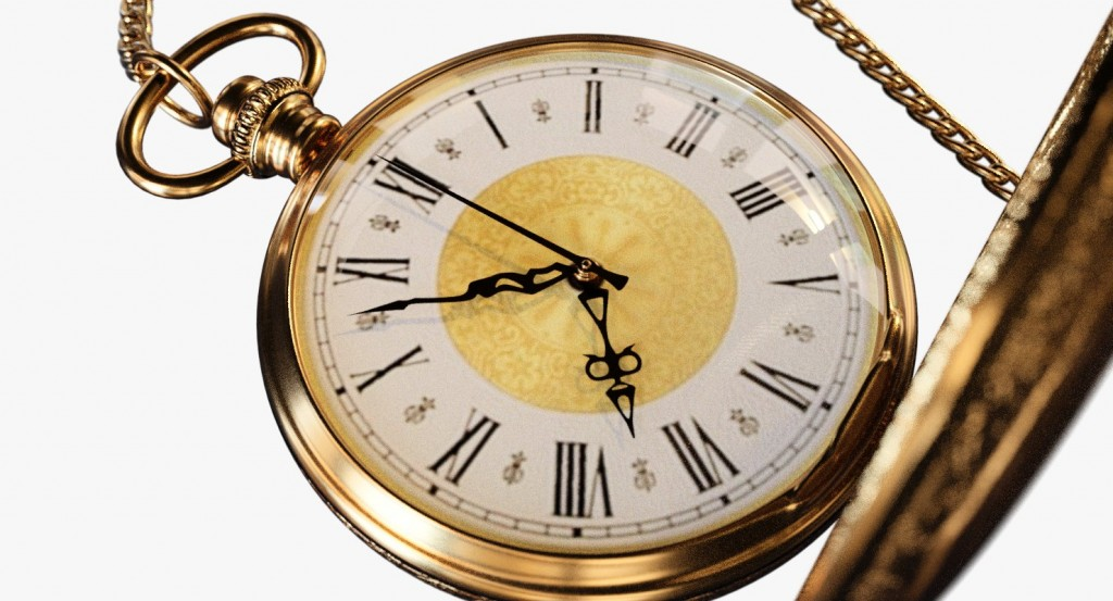 Vintage Pocket Watch preview image 2