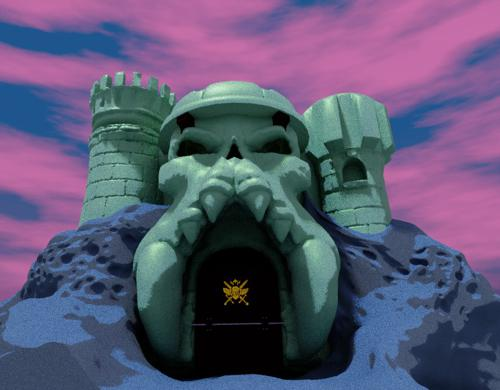 Castle Grayskull preview image