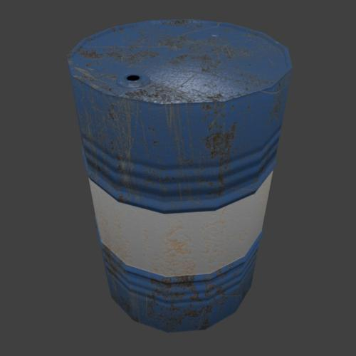 barrel_oil_01 preview image