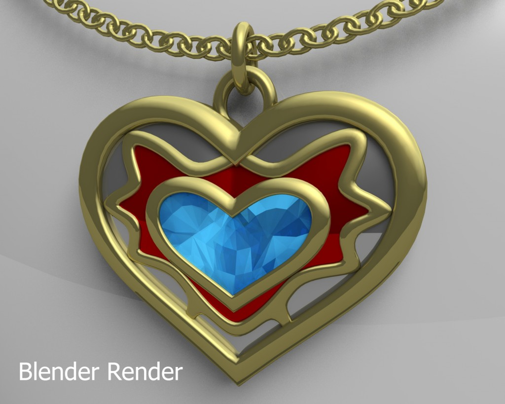 Golden Heart preview image 2