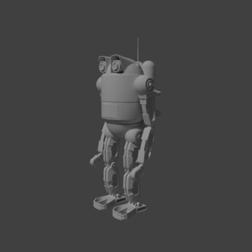 Jetsy Robot preview image
