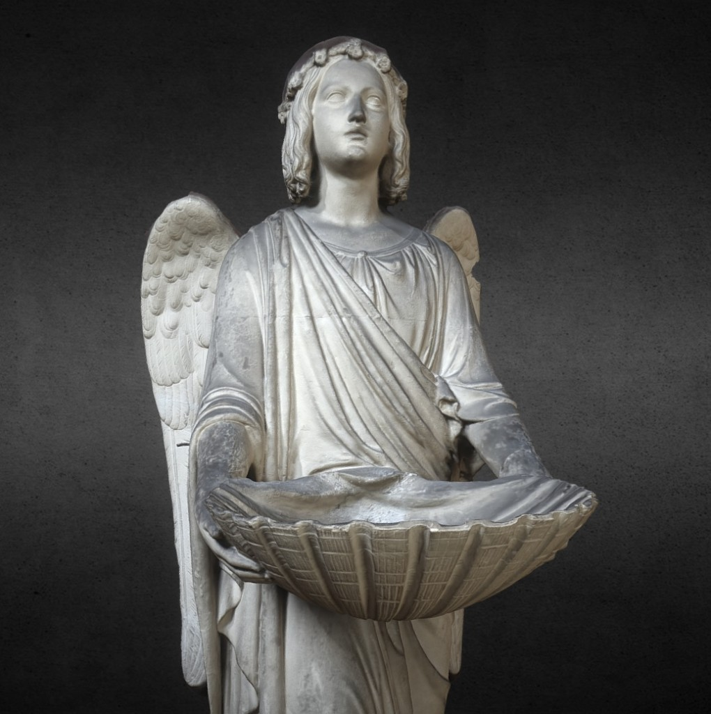 Baptismal Angel preview image 1