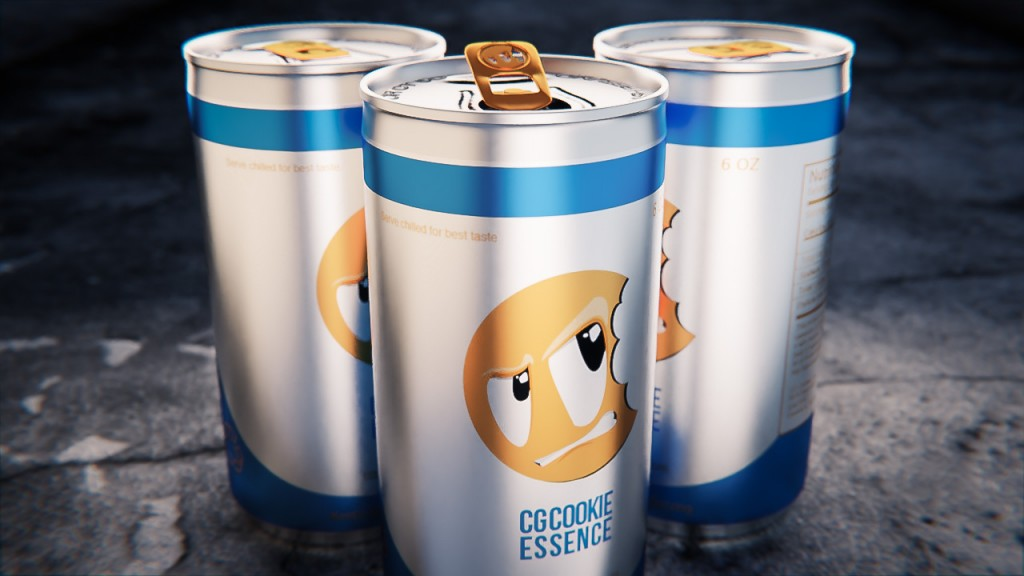 CGC Classic: Drink Can preview image 1