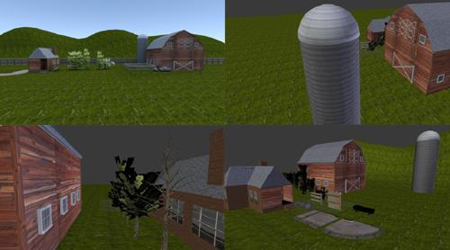 Countryside Asset Pack preview image
