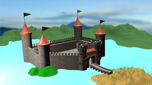 Medieval Castle preview image