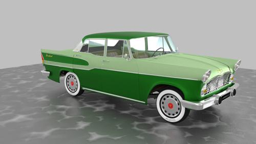 SIMCA CHAMBORD 1957 preview image