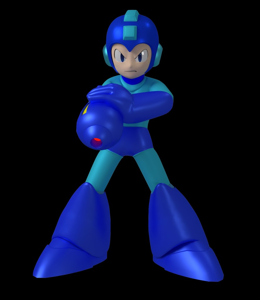 Mega Man preview image 1