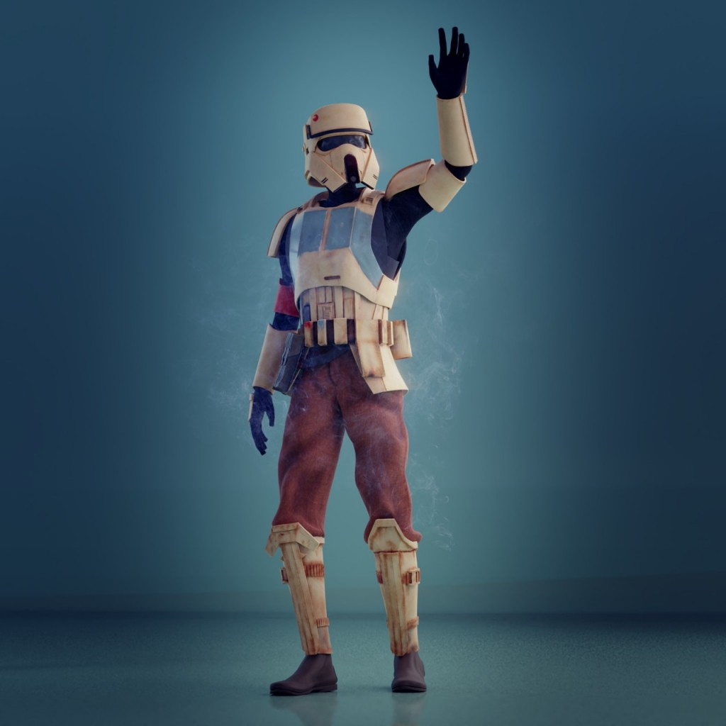 Shore Trooper preview image 1
