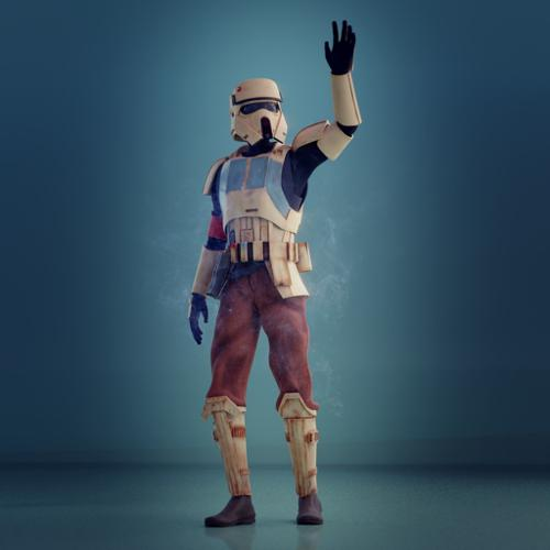 Shore Trooper preview image