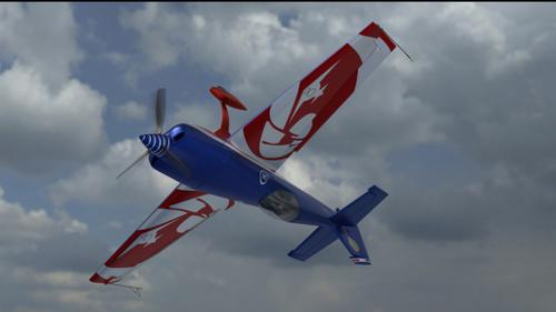 Extra 330sc (Textured + Rigged) preview image