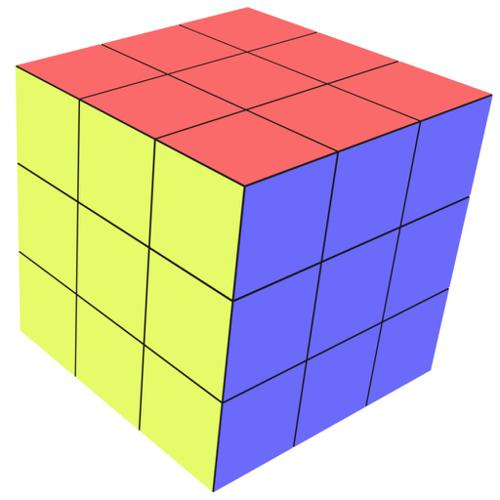Rubik's cube preview image