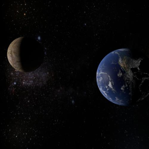 Earth 2.79 (Cycles) & Alien Planet/Moon preview image