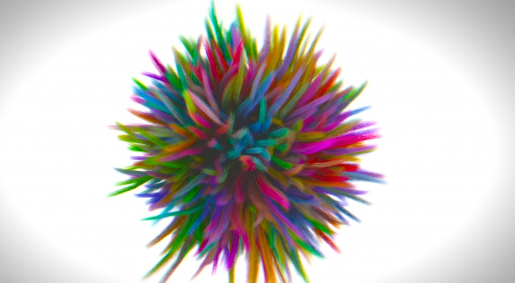 Hair Particle (Fluffy Ball) preview image 1
