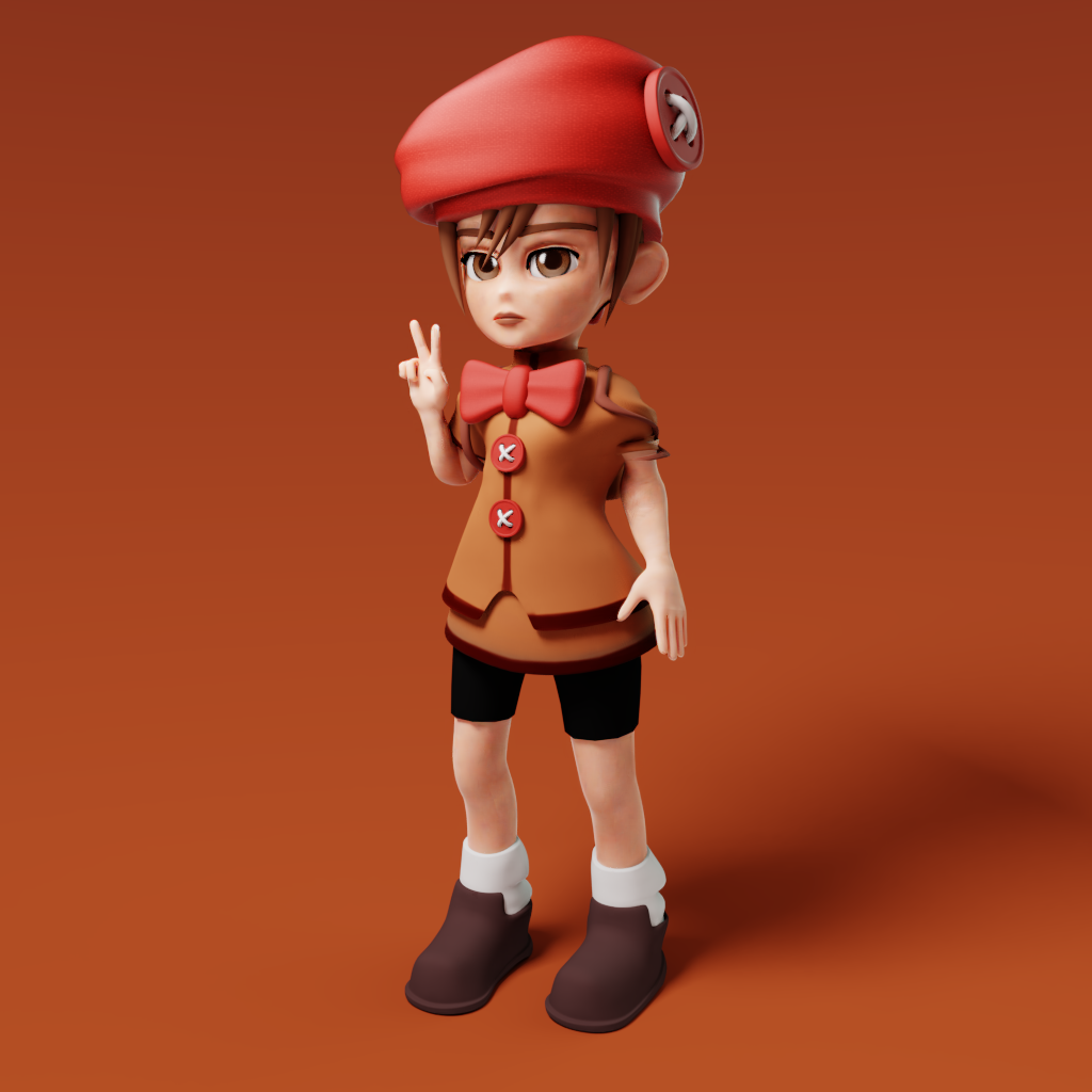 Tuff Girl preview image 2