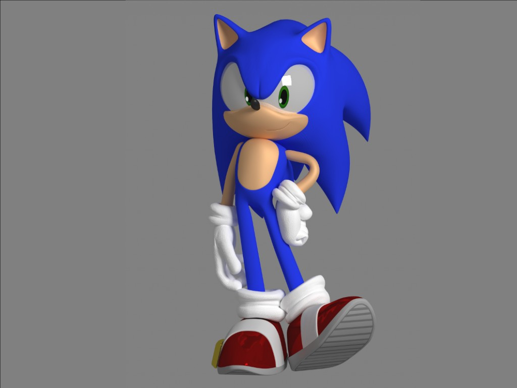 Sonic Hedgehog preview image 1