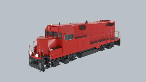Diesel Locomotive preview image