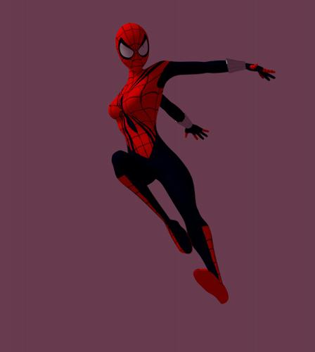 Spider Girl preview image