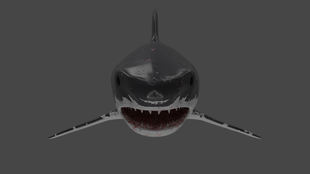 Great White Shark preview image 2