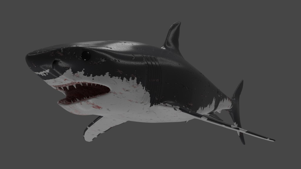 Great White Shark preview image 5