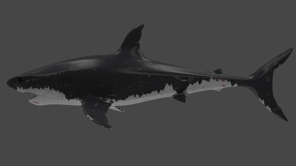 Great White Shark preview image 3