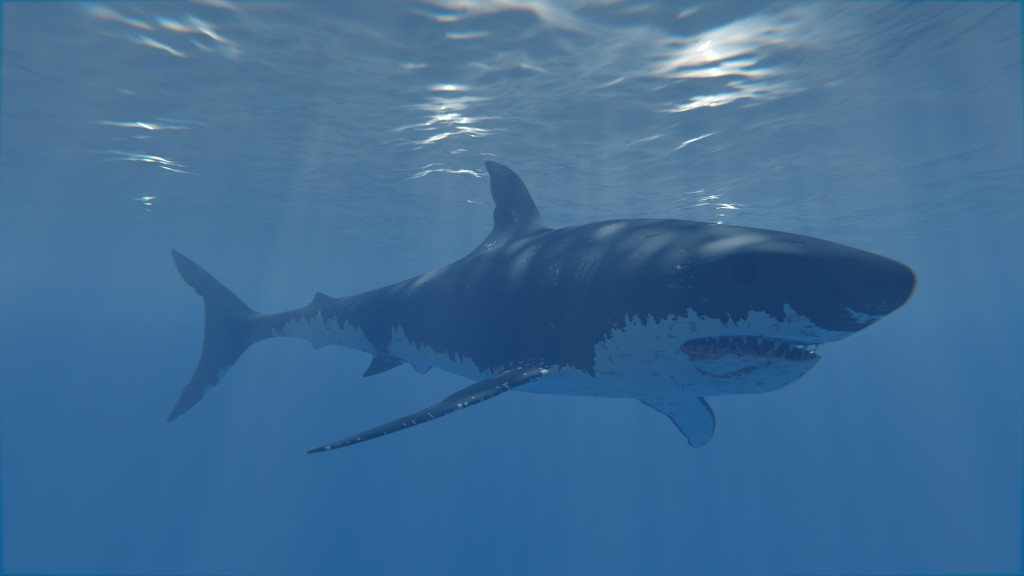 Great White Shark preview image 1