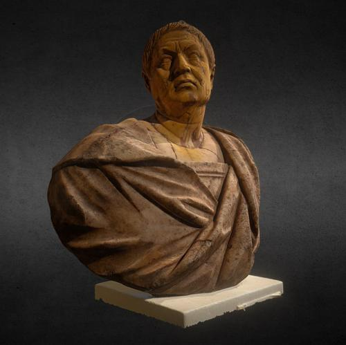 Bust of the Speaker Q. Hortensius Hortalus preview image