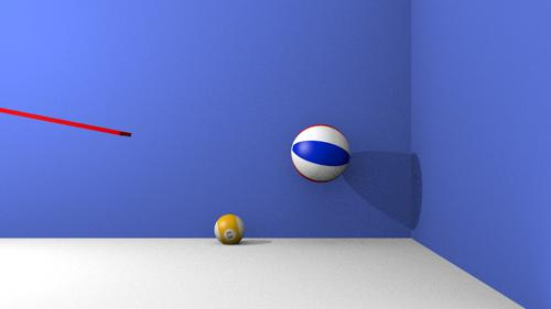 perfect animation bouncing ball preview image