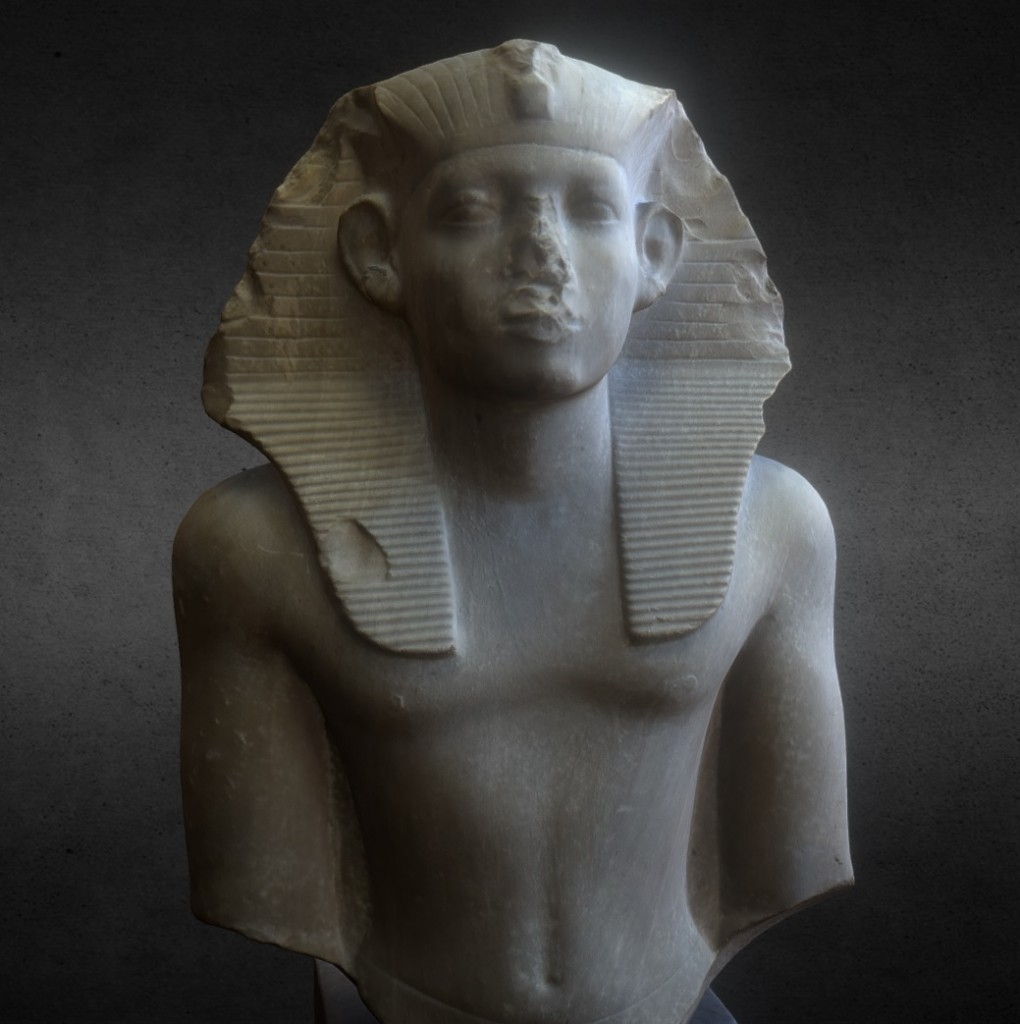 Bust of an Egyptian King preview image 1