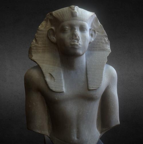 Bust of an Egyptian King preview image