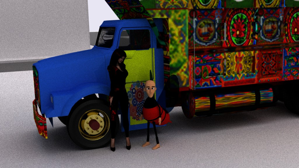 Art Truck preview image 2