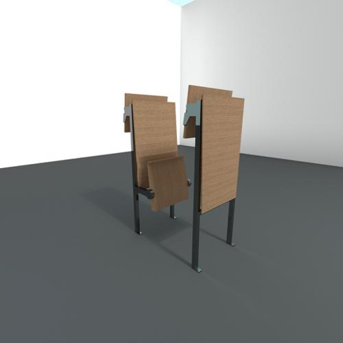 auditorium chair preview image