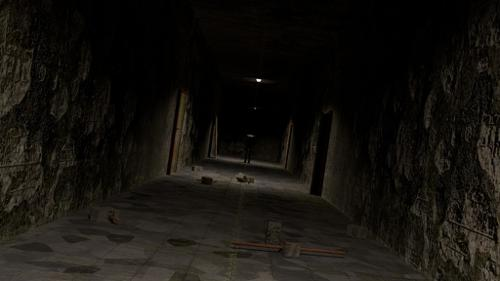 Horror Themed Long Corridor preview image