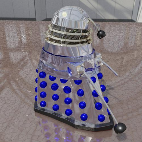 Damaged Dalek preview image